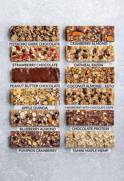 NEW-UPDATED-TEXT-Homade-Granola-Bars-12-Ways-photo-recipe-picture